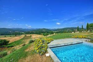 Bramasole, Ferienwohnungen  Anghiari - big - 4
