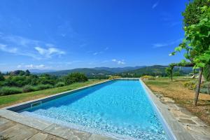 Bramasole, Ferienwohnungen  Anghiari - big - 19