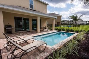 Clawson Lane Villa Encore 4710, Villas  Orlando - big - 2