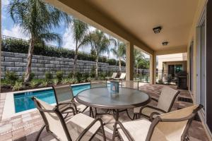 Clawson Lane Villa Encore 4710, Villas  Orlando - big - 14