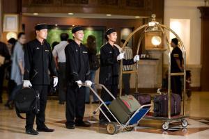 The Sunan Hotel Solo, Hotel  Solo - big - 36