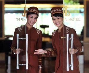 The Sunan Hotel Solo, Hotel  Solo - big - 37