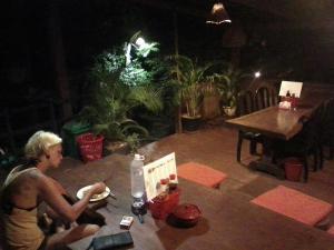 Nature House, Комплексы для отдыха с коттеджами/бунгало  Banlung - big - 112