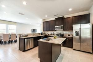 Brookhurst Lane Villa Encore 3310, Villas  Orlando - big - 4