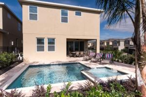 Brookhurst Lane Villa Encore 3310, Vily  Orlando - big - 9
