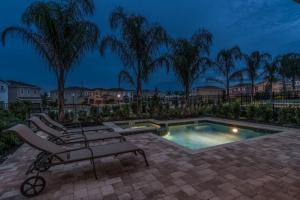 Brookhurst Lane Villa Encore 3310, Villas  Orlando - big - 18