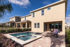 Brookhurst Lane Villa Encore 3310, Villas  Orlando - big - 33