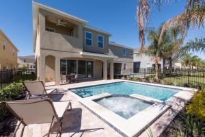 Lasso Drive Villa Encore 3800, Vily  Orlando - big - 27