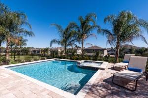 Lasso Drive Villa Encore 3800, Vily  Orlando - big - 31