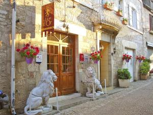 Hotel du Lion d'Or, Hotels  Rocamadour - big - 1