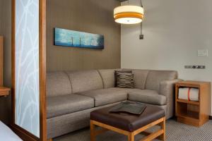 Pokój typu Specialty z łóżkiem typu king-size i rozkładaną sofą