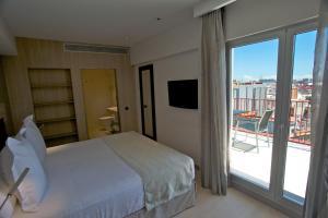 Catalonia Atenas, Отели  Барселона - big - 25