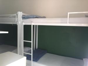 Bed in 4-Bed Mixed Dormitory Room Madrid