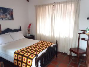 SanTonio Casa Hostal, Penzióny  Cali - big - 26
