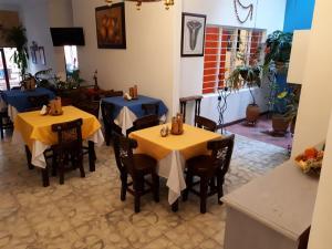 SanTonio Casa Hostal, Penzióny  Cali - big - 61