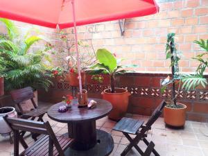 SanTonio Casa Hostal, Гостевые дома  Кали - big - 54