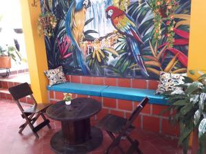 SanTonio Casa Hostal, Penzióny  Cali - big - 50