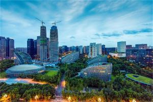 Gelade Service Apartment, Appartamenti  Chengdu - big - 15