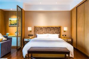 Gelade Service Apartment, Appartamenti  Chengdu - big - 21