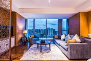 Gelade Service Apartment, Appartamenti  Chengdu - big - 19