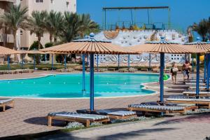 Private Apartments in Nubia Aqua Beach Resort, Apartments  Hurghada - big - 12