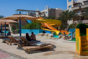 Private Apartments in Nubia Aqua Beach Resort, Apartments  Hurghada - big - 26