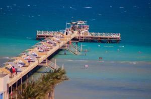 Private Apartments in Nubia Aqua Beach Resort, Apartments  Hurghada - big - 22