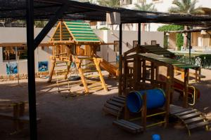 Private Apartments in Nubia Aqua Beach Resort, Apartments  Hurghada - big - 17