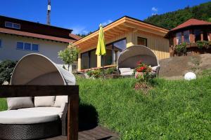 Alpen-Herz Romantik & Spa - Adults Only, Szállodák  Ladis - big - 49