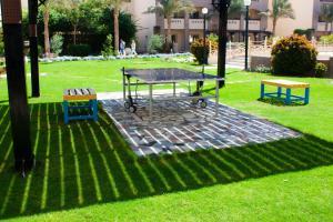 Private Apartments in Nubia Aqua Beach Resort, Apartments  Hurghada - big - 33