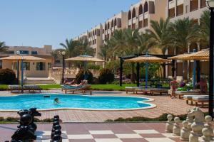 Private Apartments in Nubia Aqua Beach Resort, Apartments  Hurghada - big - 14
