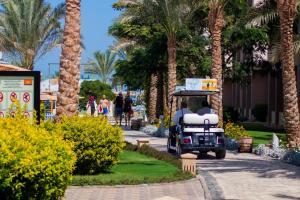 Private Apartments in Nubia Aqua Beach Resort, Apartments  Hurghada - big - 34