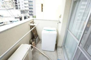 Apartment in Shinmachi 503243, Apartmány  Ósaka - big - 9