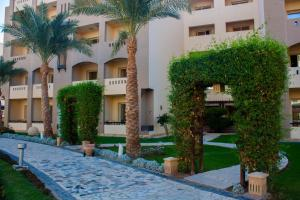 Private Apartments in Nubia Aqua Beach Resort, Apartments  Hurghada - big - 21