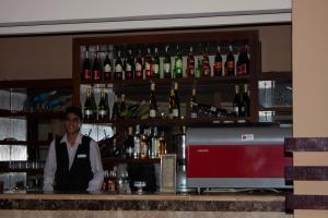 Private Apartments in Nubia Aqua Beach Resort, Apartments  Hurghada - big - 44