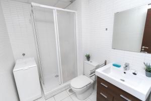 Modern & Stylish Flat Refino, Appartamenti  Málaga - big - 18