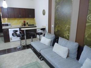 Private Apartments in Nubia Aqua Beach Resort, Apartments  Hurghada - big - 8