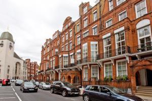 Pont Street, Appartamenti  Londra - big - 11