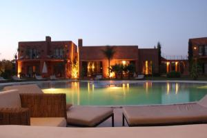 Dar Terra Spa & Suites, Villen  Oulad Mazoug - big - 8