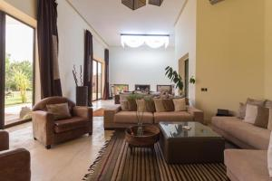 Dar Terra Spa & Suites, Villen  Oulad Mazoug - big - 12