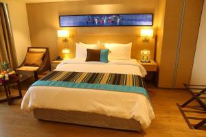 Sarovar Portico Ahmedabad, Hotels  Ahmedabad - big - 36