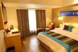 Sarovar Portico Ahmedabad, Hotels  Ahmedabad - big - 34