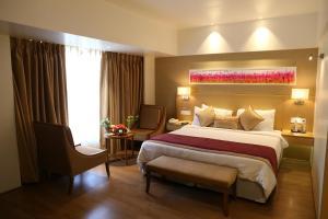 Sarovar Portico Ahmedabad, Hotels  Ahmedabad - big - 5