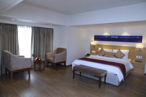 Sarovar Portico Ahmedabad, Hotels  Ahmedabad - big - 49