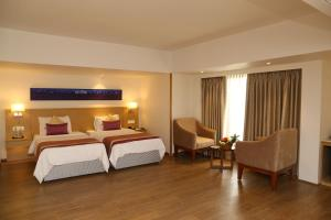 Sarovar Portico Ahmedabad, Hotels  Ahmedabad - big - 27