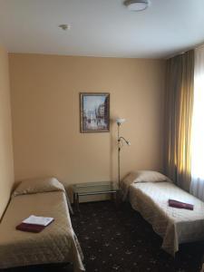 Korela Hotel, Szállodák  Priozerszk - big - 33