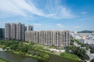 Tang Lan Apartment Poly Daduhui Branch, Apartmány  Kanton - big - 33