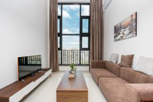 Tang Lan Apartment Poly Daduhui Branch, Apartmány  Kanton - big - 30