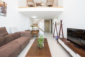 Tang Lan Apartment Poly Daduhui Branch, Apartmány  Kanton - big - 65