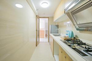 Tang Lan Apartment Poly Daduhui Branch, Apartmány  Kanton - big - 35